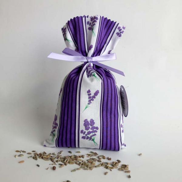 Lavendel-Duftsäckchen, dunkelviolett