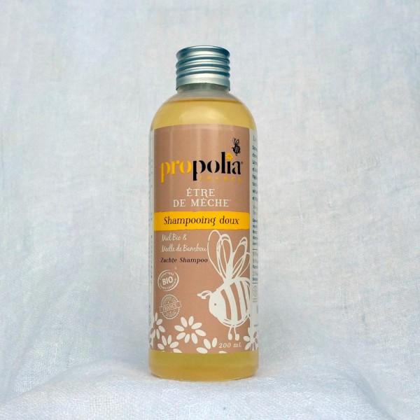 Honig-Bambus-Shampoo
